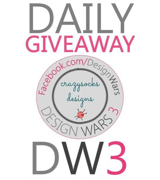 Daily Giveaway CrazySocks Designs