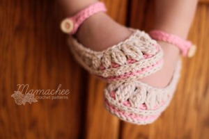 Mamachee Crochet Pattern | Design Wars 3 | Molly's Summer Slippers