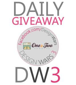 Daily Giveaway One & Two. Co.