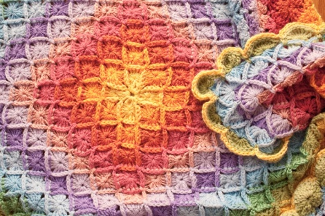 Charissa Ragsdale | Mad Mad me Blanket