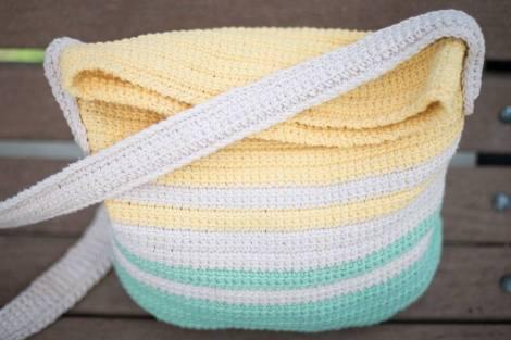 Jonna Ventura | Frayed Knot Perfect Bag