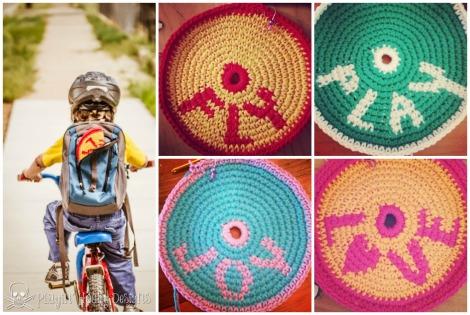 Playin' Hooky | Word Disc Crochet